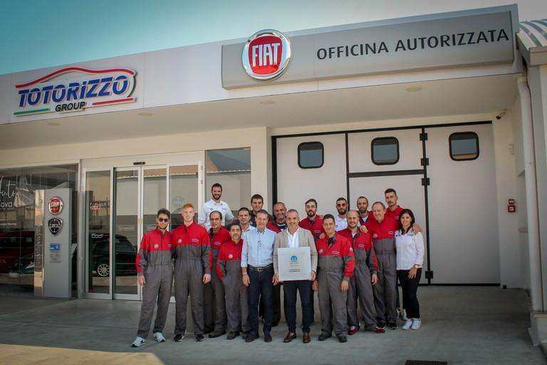 Totorizzo Group miglior officina nella provincia di Bari