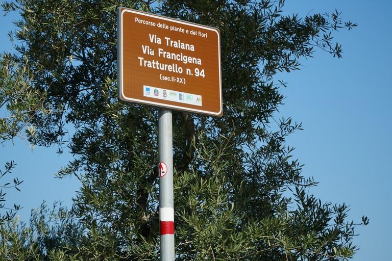 Terlizzi nella via Francigena