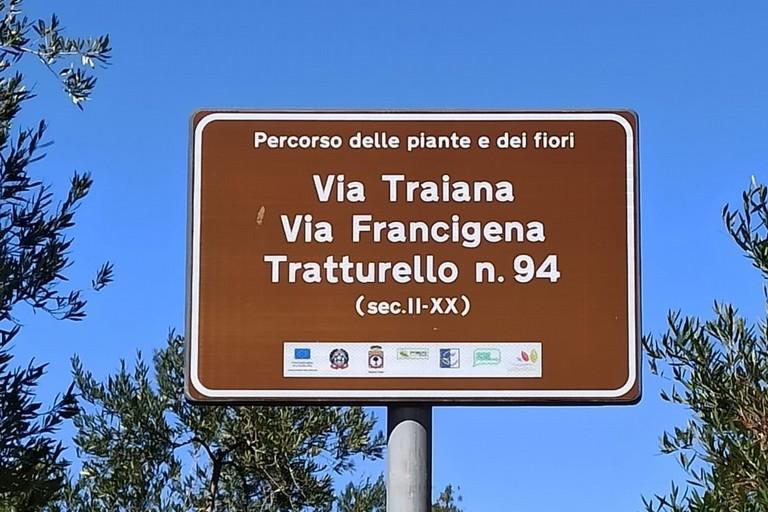 La Via Francigena - Traiana