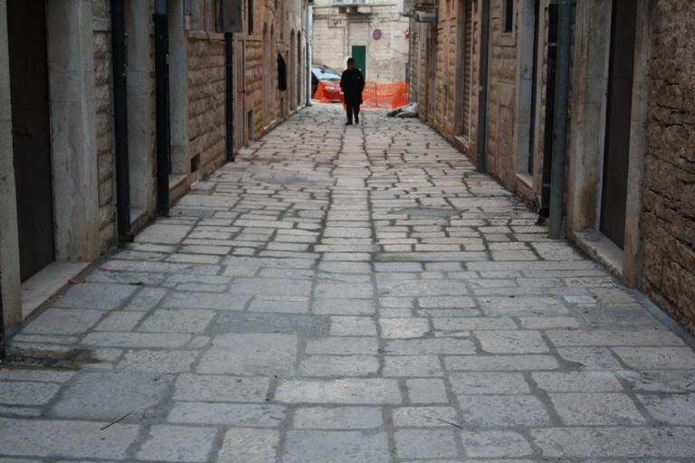 Via Cairoli JPG. <span>Foto Cosma Cacciapaglia</span>