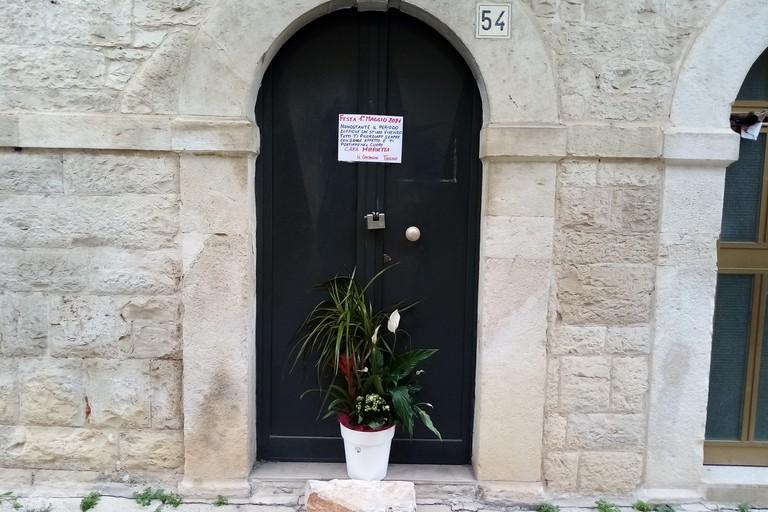 Via de Pa Maggio. <span>Foto Cosma Cacciapaglia</span>