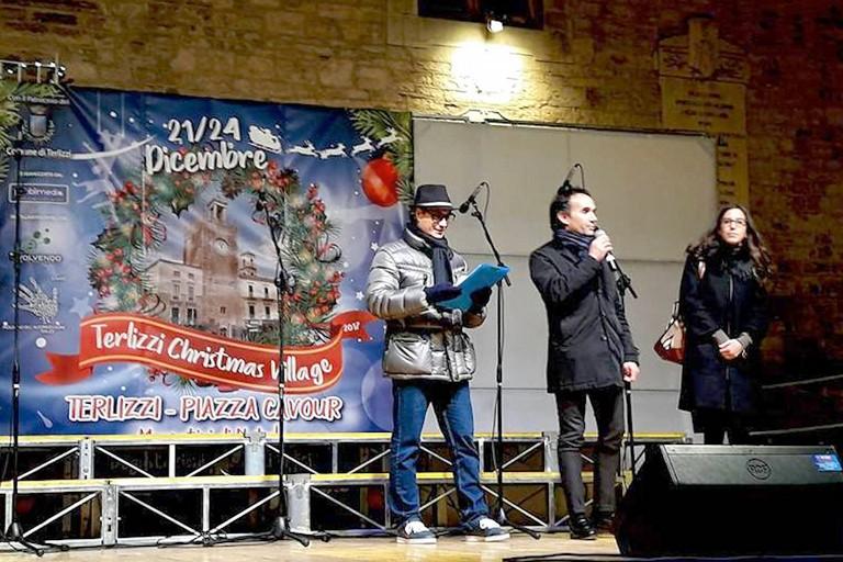 christmas village, sindaco, ninni gemmato
