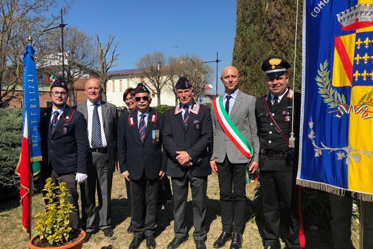 Associazione carabinieri in provincia di Parma